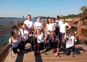 Nordic Walking na wychowaniu fizycznym