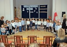 Dzień Edukacji Narodowej w Łupicach i Ciosańcu